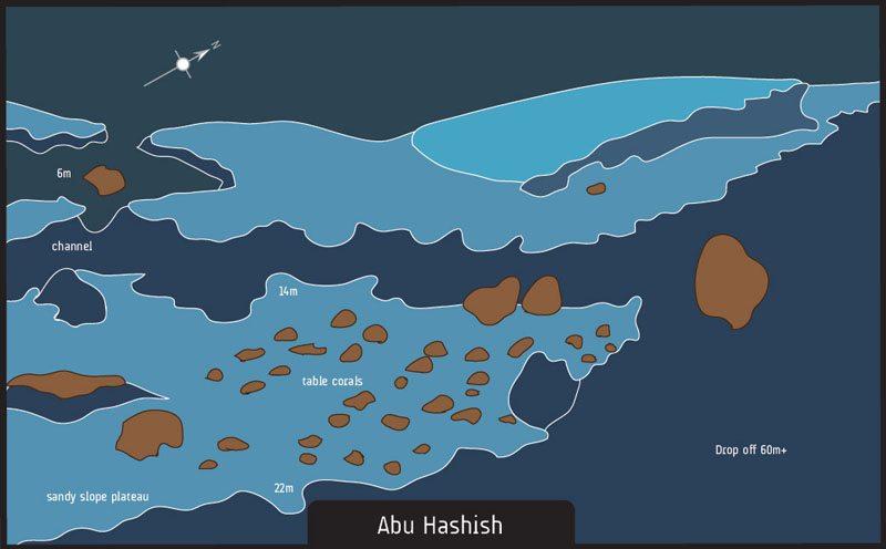 dive sites scuba diving hurghada