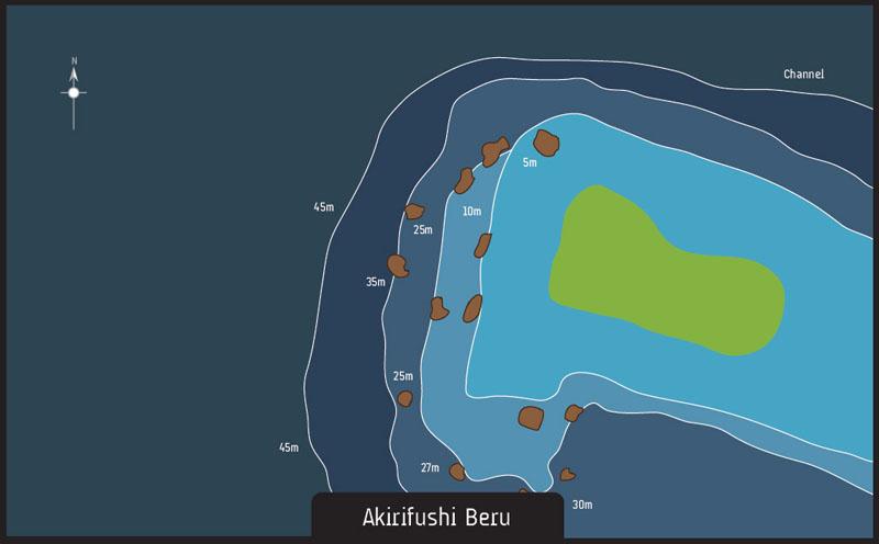 Eriyadu Akirifushi Beyru Maldives