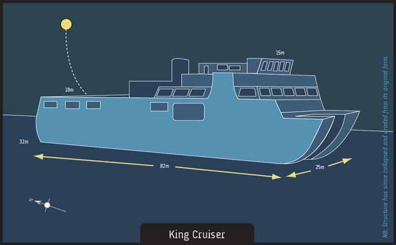 wreck diving phuket reef cruiser