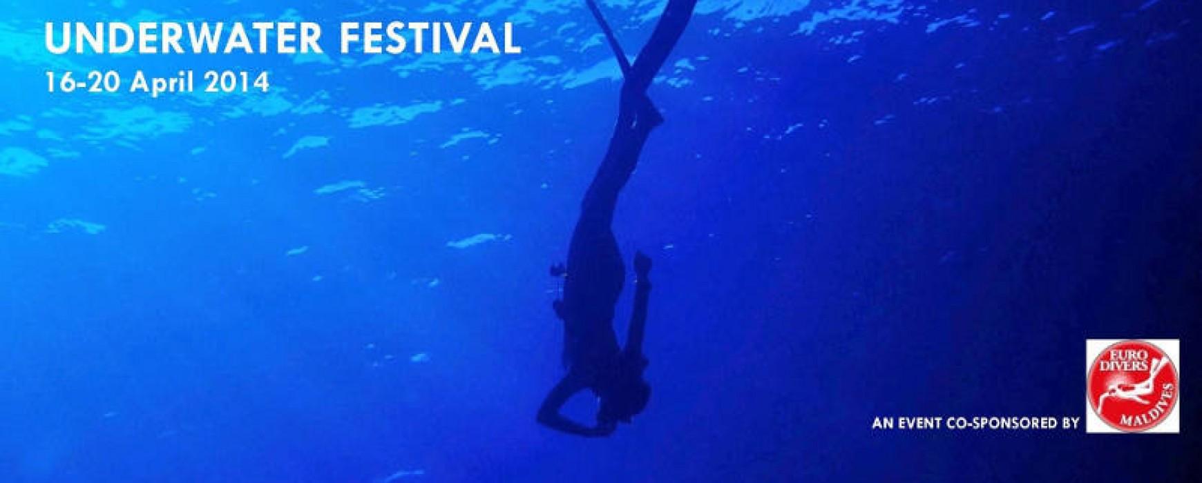 LUX* South Ari Atoll Underwater Festival Maldives 2016