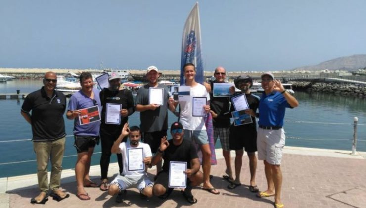 PADI IDC In Oman Starts January 2017