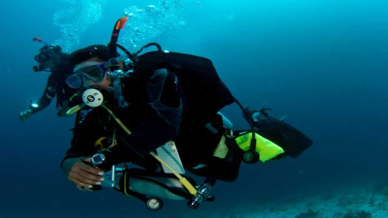 divers reef hurghada egypt