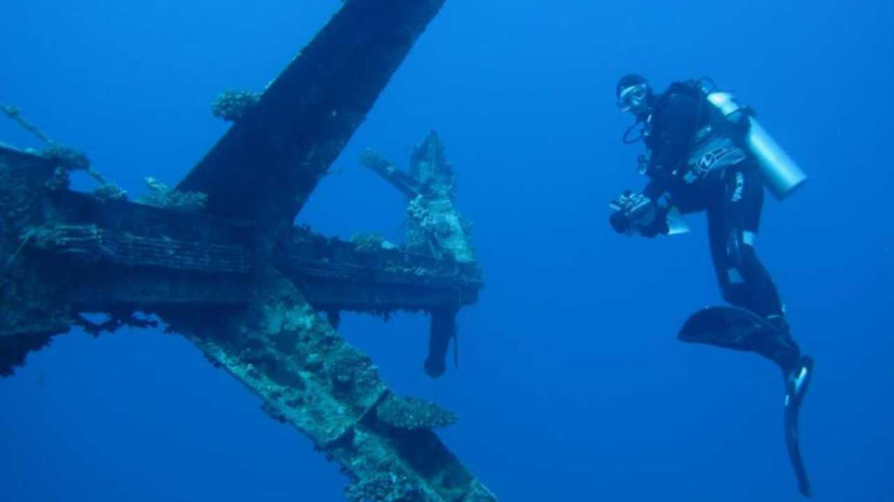 wreck diving hurghada