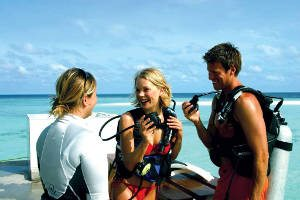 Scuba diving services by Euro-Divers