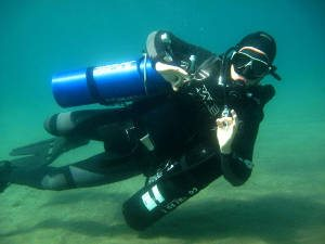 sidemount diving euro divers spain