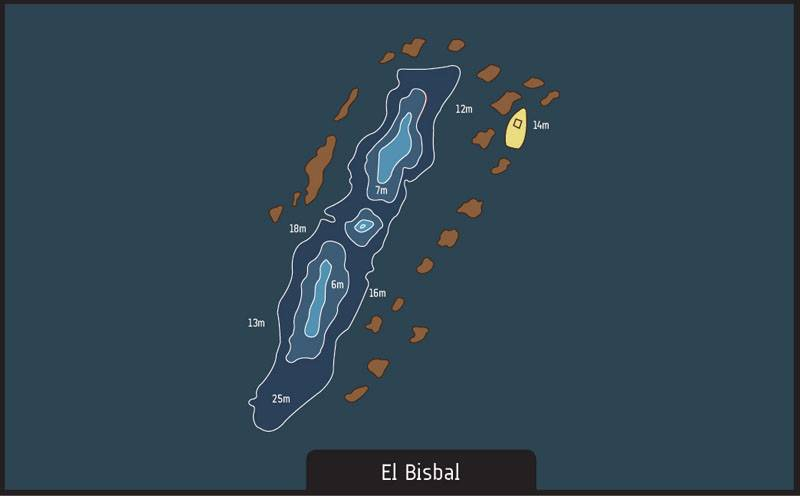 Scuba diving El Bisbal