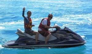 jet ski Sports Nautiques Maldives