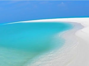 maldives desert island excursion