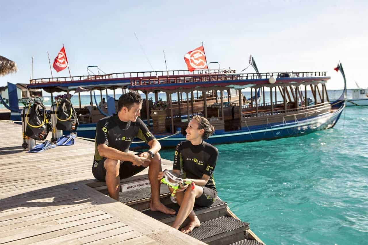 scuba diving the residence maldives euro divers maldives