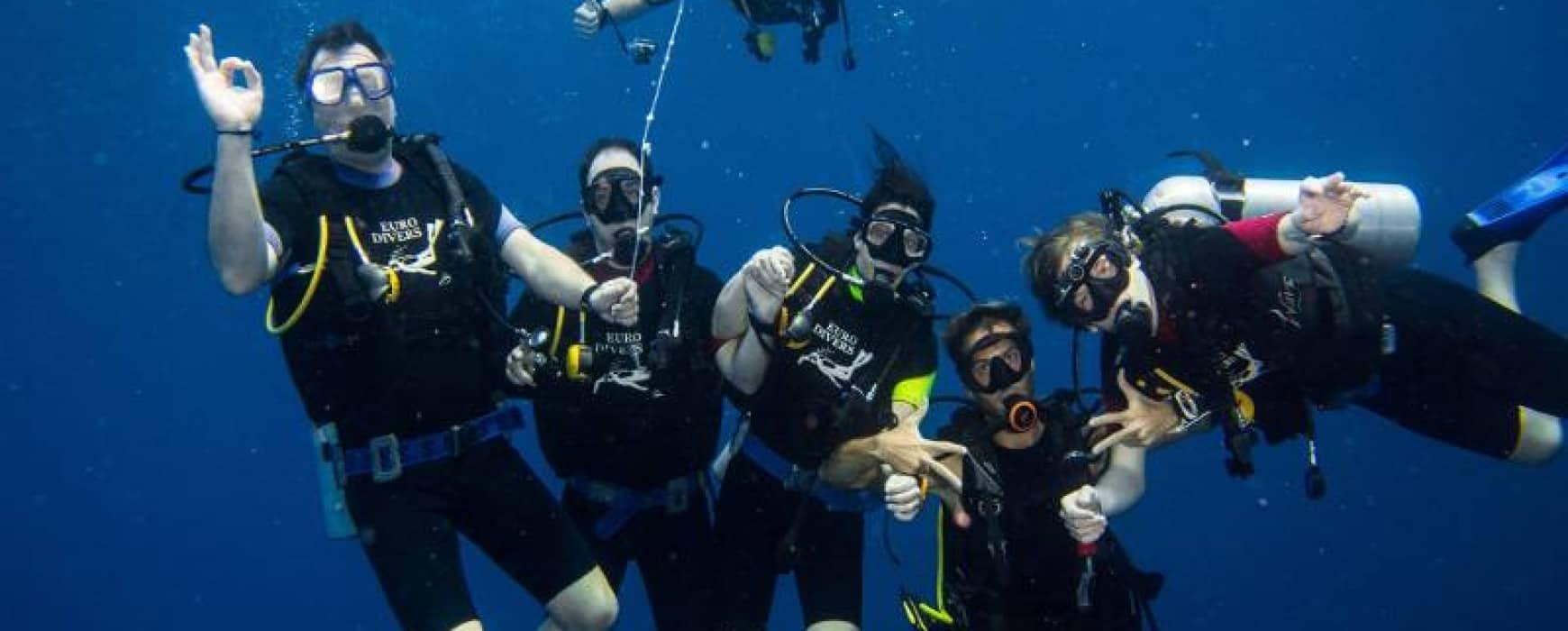 Euro-Divers au Salon de la Plongée à Paris
