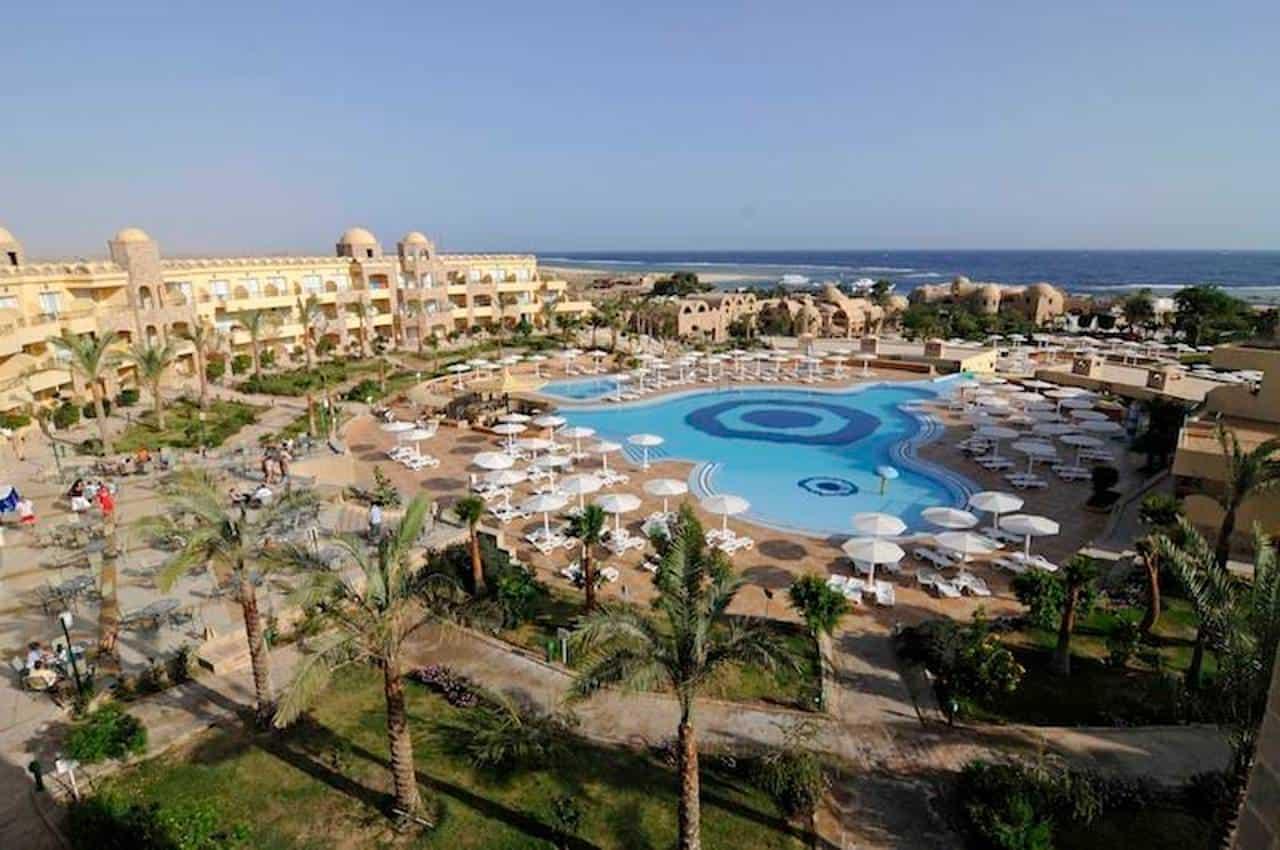 Hotel Utopia Beach Egypt