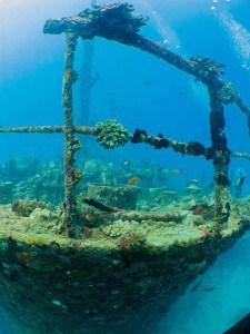 Kudhimaa Wreck Maldives euro divers