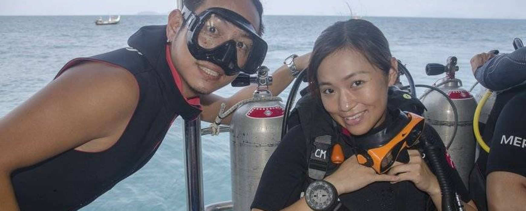 A magical day in Phuket for Ms. Yuka Bando