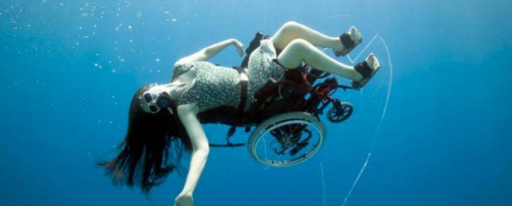 Diving for physically challenged individuals in Oman