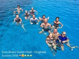 Grand Hotel Hurghada in July 6