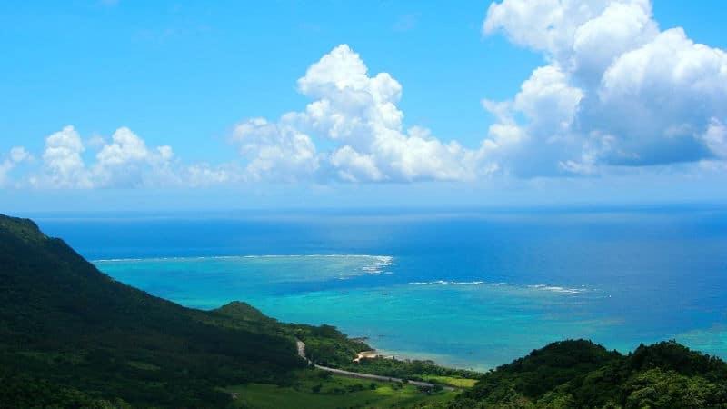 ishigaki coastline