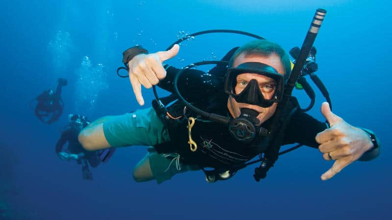 Euro Divers at Dive shows January February