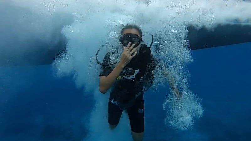 Lernen Sie bei Ihrem nächsten Maledivenurlaub das Tauchen 2