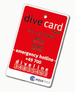 aqua med diving insurance