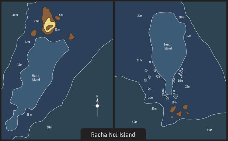 09 Racha Noi Island