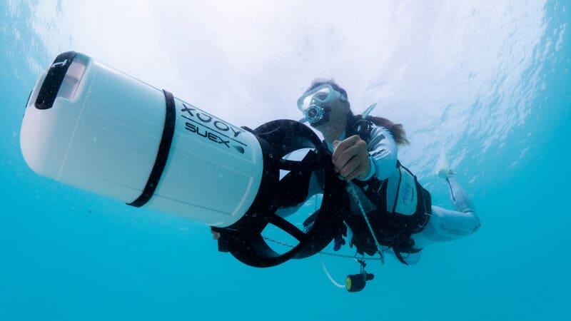 scooter diving maldives euro divers meeru resort
