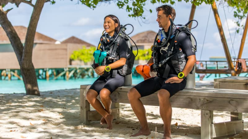 try something diving course