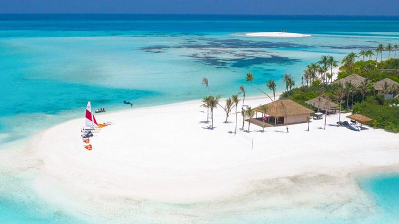 maldives safe heaven
