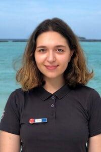 ALINA KAZBEKOVA